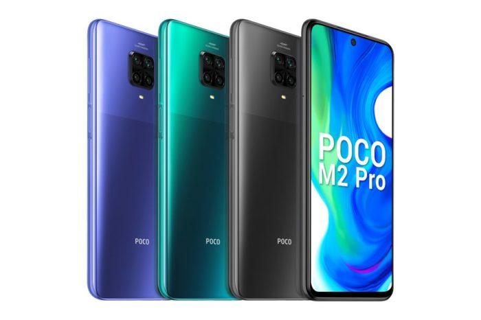 Xiaomi POCO M2 Pro (Foto: Divulgação/Xiaomi)