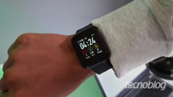 Smartwatch Atrio Londres: bonito no pulso, fraco no sistema