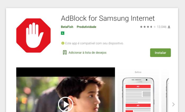 AdBlock para Android