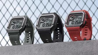 Amazfit Neo é smartwatch com design retrô e sensor cardíaco