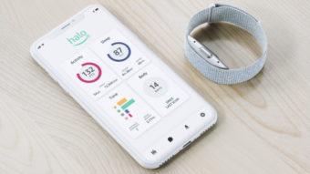 Amazon Halo é pulseira fitness com app que cria modelo 3D do seu corpo