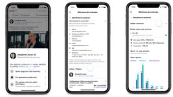 Facebook e Instagram permitem ocultar propaganda política no feed