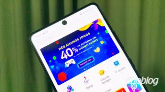 Huawei oferece retorno de 40% em compras na AppGallery