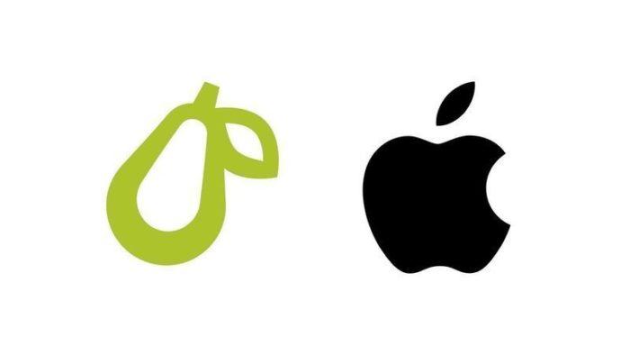 Logotipos da Prepear e Apple (imagem: reprodução)