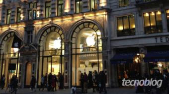 Apple chega a US$ 2 trilhões em valor de mercado