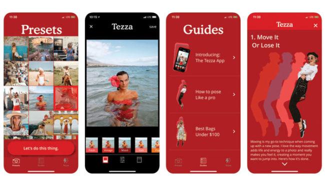 12 aplicativos que envelhecem fotos Tezza