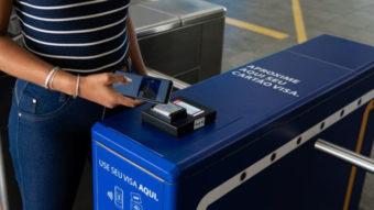 Barcas do RJ testam pagamento por aproximação via NFC