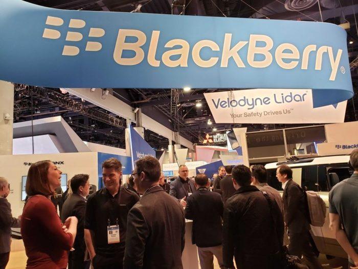 BlackBerry - CES 2020