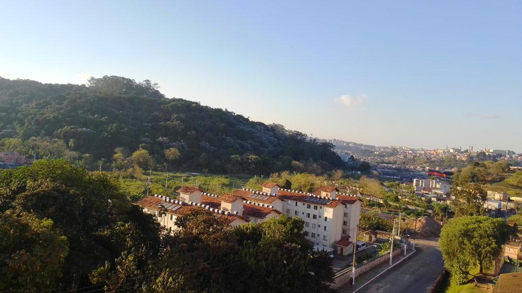 Landscape photo with Philco Hit Plus