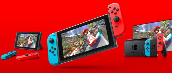 Nintendo confirma lançamento oficial do Switch no Brasil / Divulgação / Nintendo