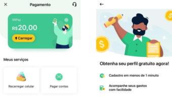 99 lança carteira digital 99Pay com cashback em quatro cidades