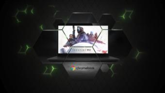 Nvidia GeForce Now faz streaming de jogos de PC no Chromebook