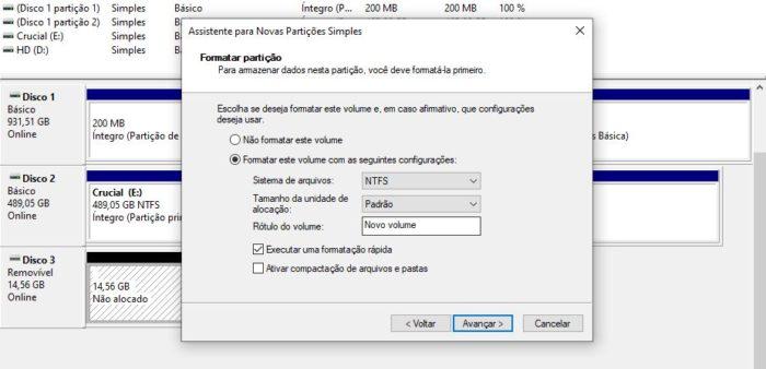 Como converter APFS em NTFS / DIego Melo / Reprodução