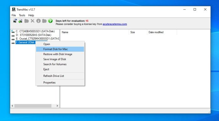 Como criar pendrive de boot para Mac no Windows / Diego Melo / Reprodução