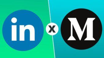 LinkedIn (Pulse) ou Medium?