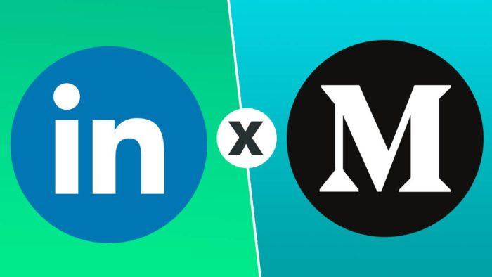 LinkedIn Pulse ou Medium