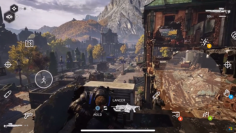 Jogos de Xbox terão controles touchscreen no Microsoft xCloud