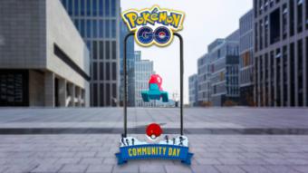 Pokémon Go terá Porygon em Dia Comunitário de setembro