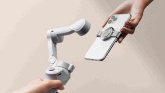 DJI OM 4 é o novo Osmo com suporte magnético de celular