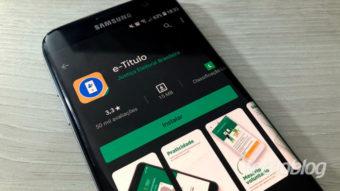 TSE está cobrando multa de quem justificou voto pelo app e-Título