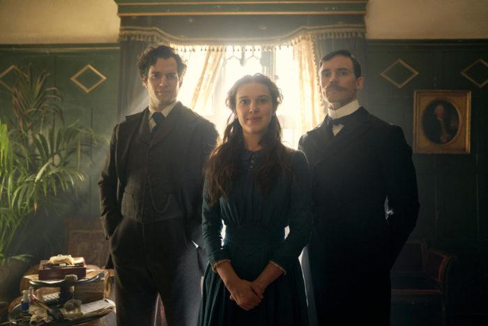 Enola Holmes arrives on Netflix in September