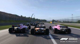 Você pode resgatar F1 2018 de graça para PC