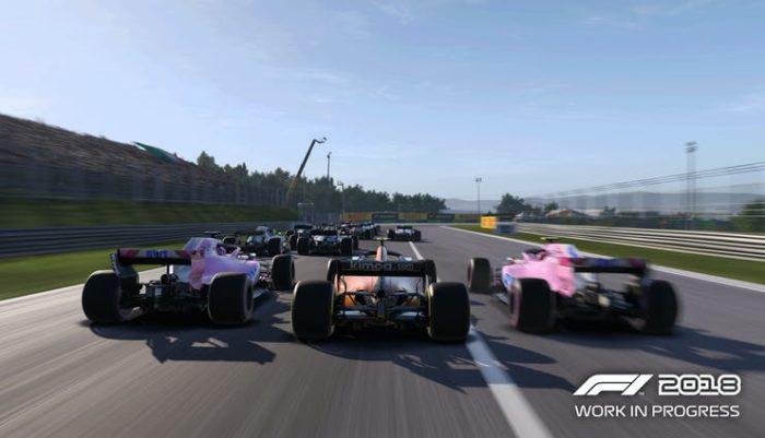 F1 2018 (Foto: Divulgação/Humble Bundle)