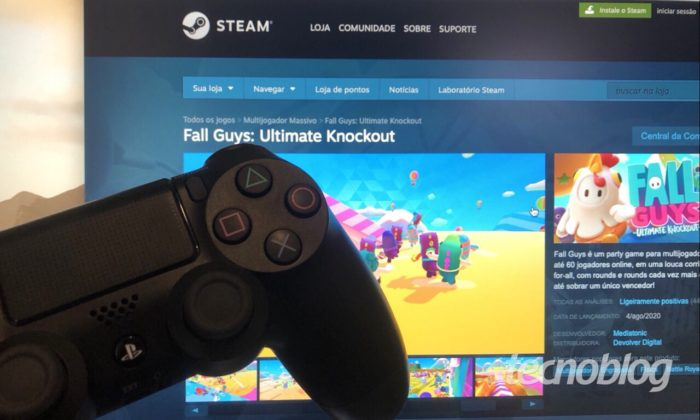 Cross-play de Fall Guys está nos planos futuros