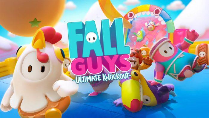 Escolher cor da Equipe em Fall Guys