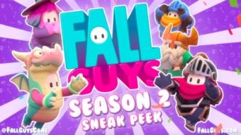 Fall Guys terá segunda temporada com novas fases medievais