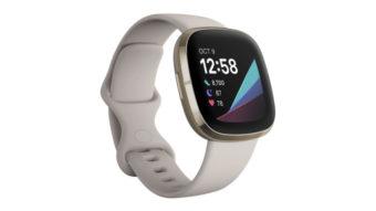 Fitbit lança smartwatch Sense com ECG e Google Assistente