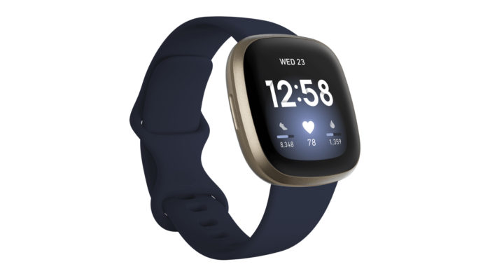 Fitbit Versa 3 (Foto: Divulgação/Fitbit)