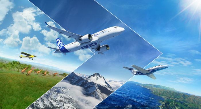 Novo Flight Simulator já está disponível no Windows 10 / Divulgação / Microsoft