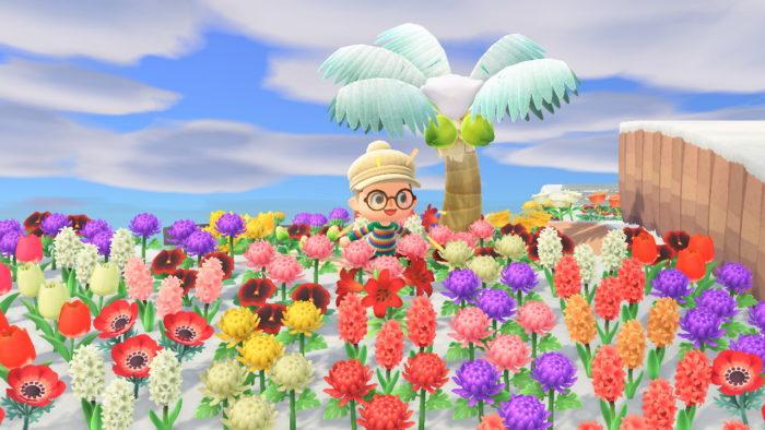 flores hibridas animal crossing new horizons