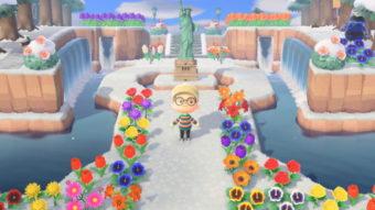 Como ter todas flores híbridas em Animal Crossing: New Horizons [Hybrid Flowers]