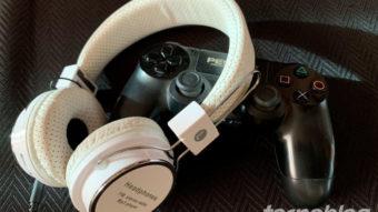 Como usar fone de ouvido no PS4 [Configurar Saída]