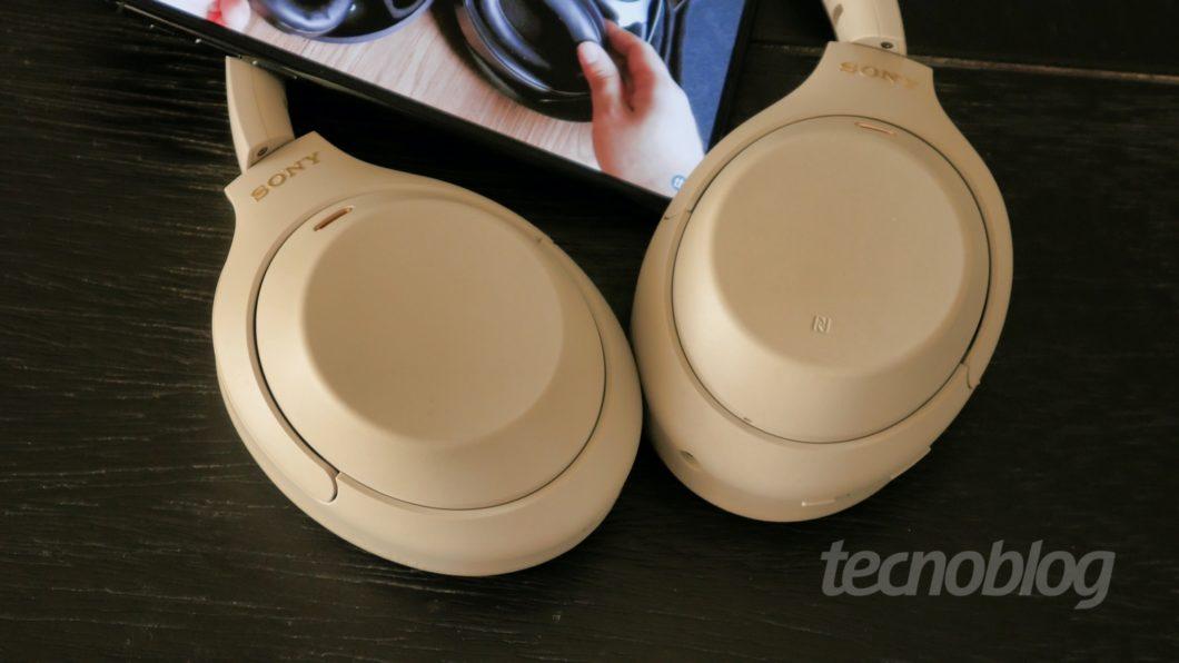 Sony WH-1000XM4 (Imagem: Tecnoblog)