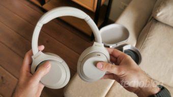 Sony WH-1000XM4: cancelamento de ruído e um monte de recursos
