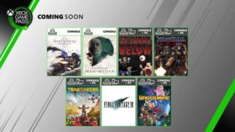 Game Pass de agosto recebe Final Fantasy VII e mais jogos no catálogo