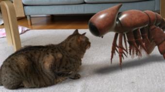 Google exibe animais pré-históricos 3D em realidade aumentada