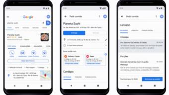 Google permite pedir delivery da Rappi direto no Maps e busca