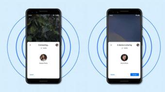 Google lança Nearby Share, o AirDrop para celulares Android