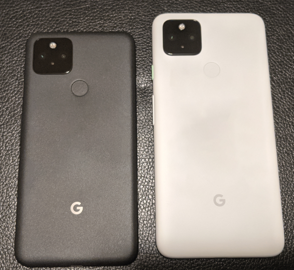 Google Pixel 5 e Google Pixel 4a 5G aparecem em foto vazada (Foto: Reprodução/XDA-Developers)