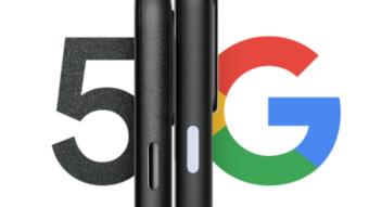 Google sorteia prêmios de US$ 5 mil para divulgar Pixel 5 com 5G