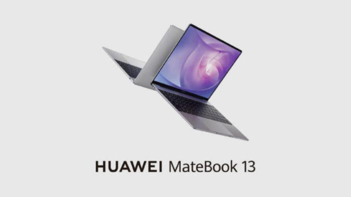 Huawei lança MateBook 13 e 14 com AMD Ryzen e MateBook X (Foto: Divulgação/Huawei)