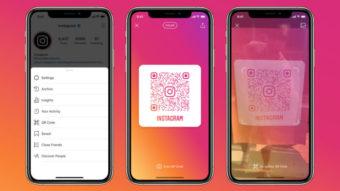 Instagram libera QR Code para usuários de todos os países