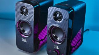 JBL Quantum Duo é caixa de som gamer por R$ 1.299