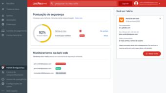 LastPass alerta usuários se detectar vazamentos de dados