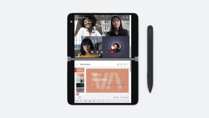 Microsoft Surface Duo (Foto: Divulgação/Microsoft)