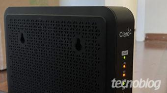 Claro lança internet fixa de 1 Gb/s e reduz preço da NET Virtua de 500 Mb/s